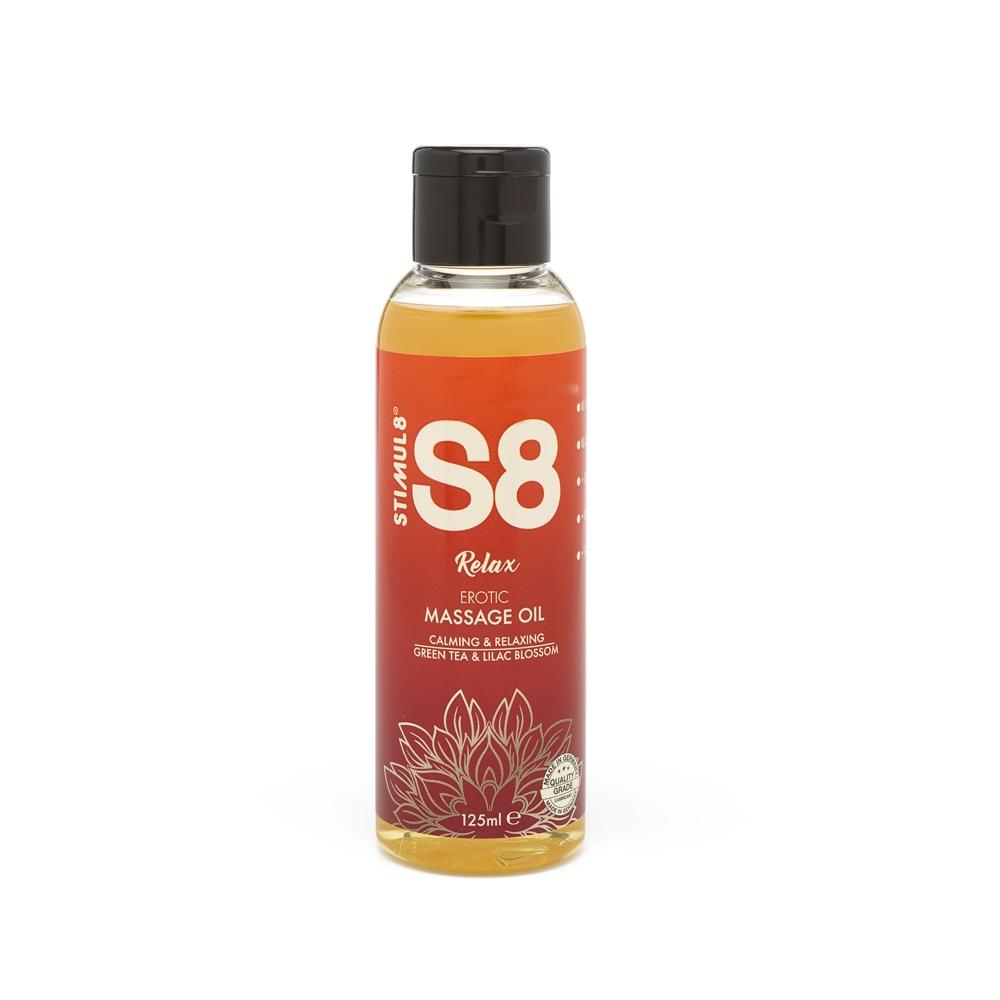 Huile de Massage S8 Relax 125 ml