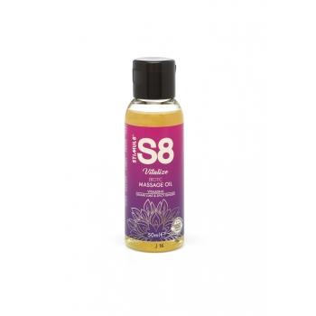 Huile de Massage S8 Vitalize 50 ml