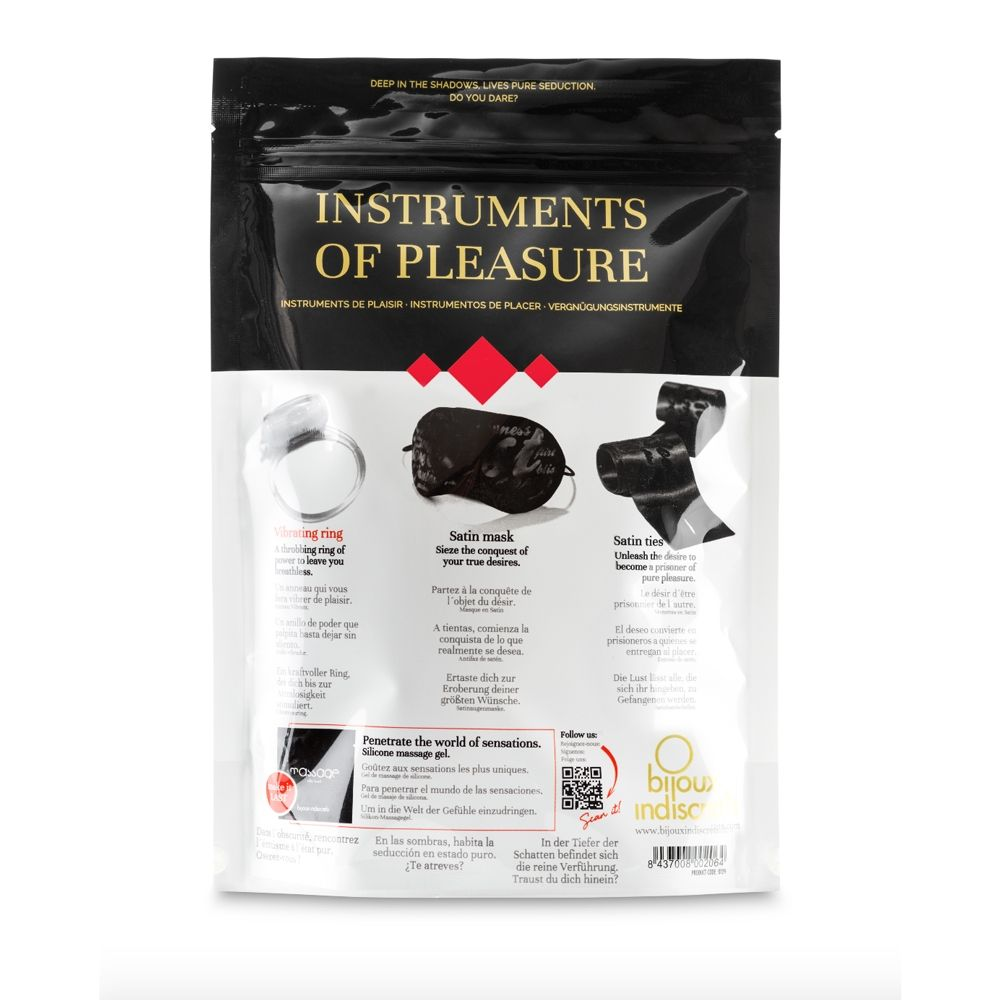 Coffret Instruments de Plaisir Red Label