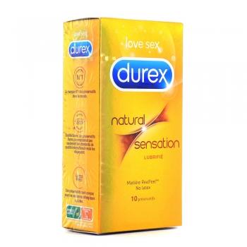 Préservatifs Natural Sensation Boîte de 10