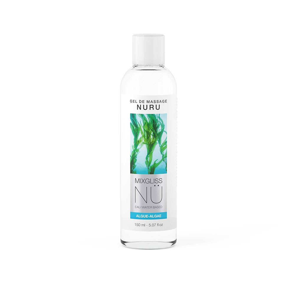 Gel de Massage Nuru NÜ Algue 150 ml