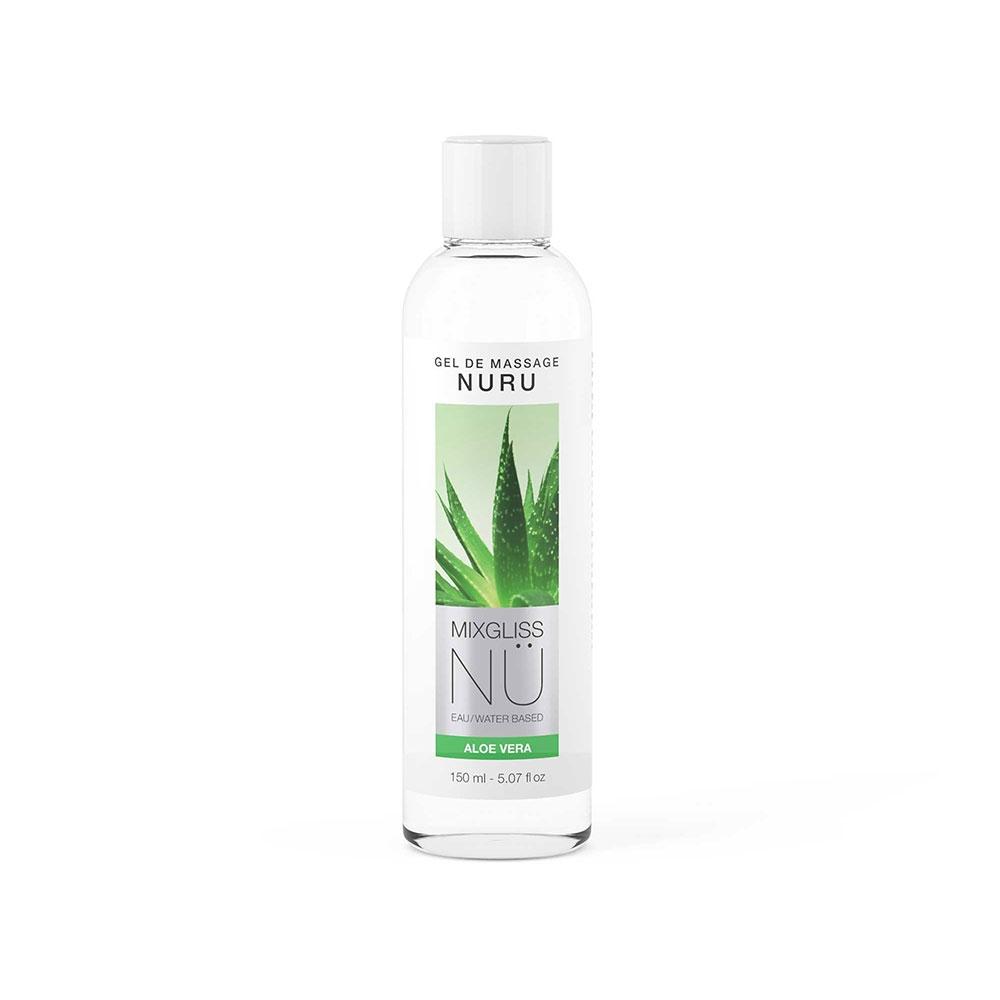 Gel de Massage Nuru NÜ Aloe Vera 150 ml