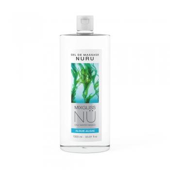 Gel de Massage Nuru NÜ Algue 1 L