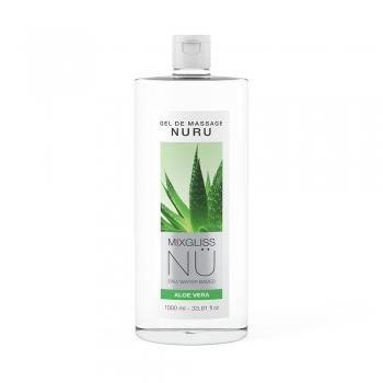 Gel de Massage Nuru NÜ Aloe Vera 1 L