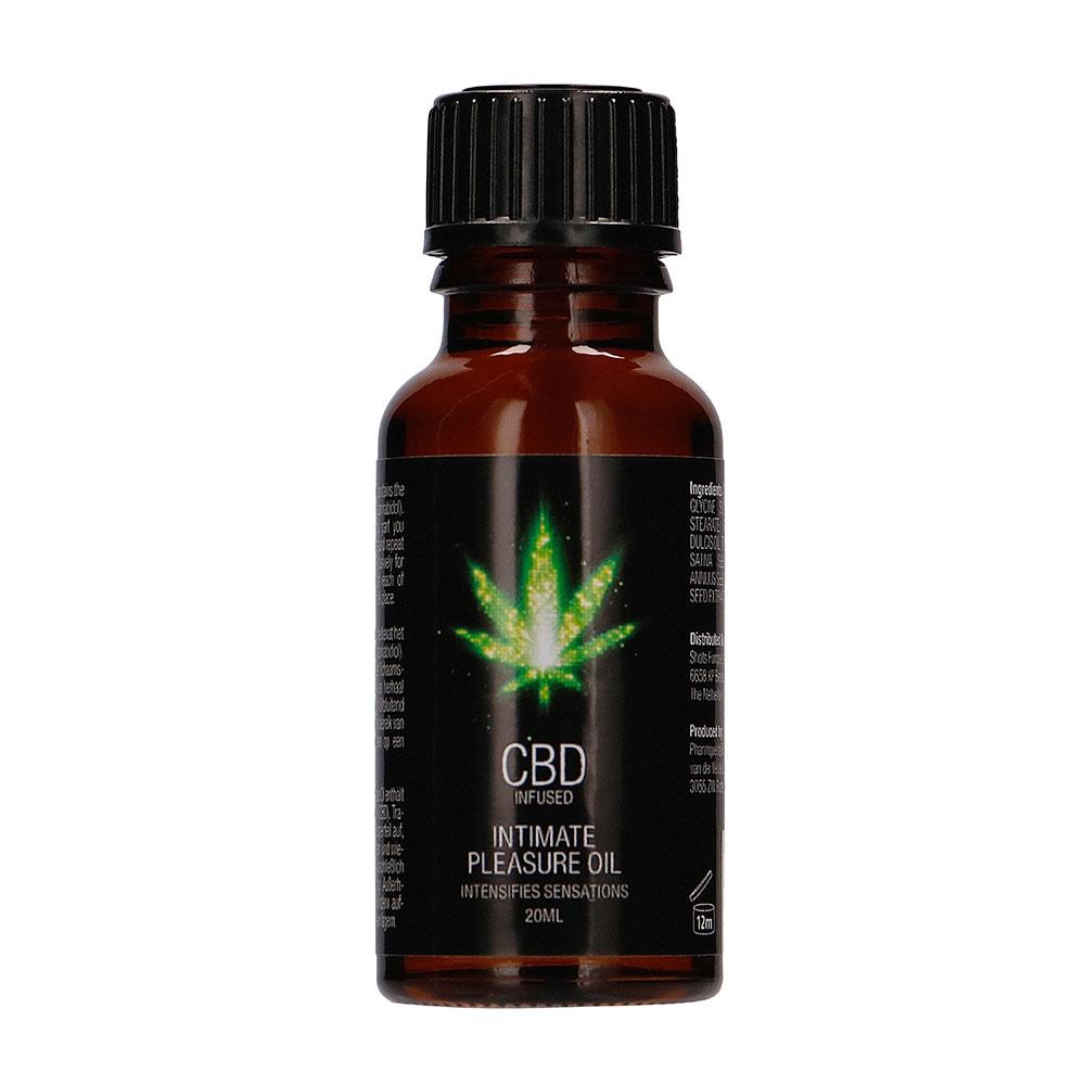 Stimulant CBD Intimate Pleasure Oil 20 ml