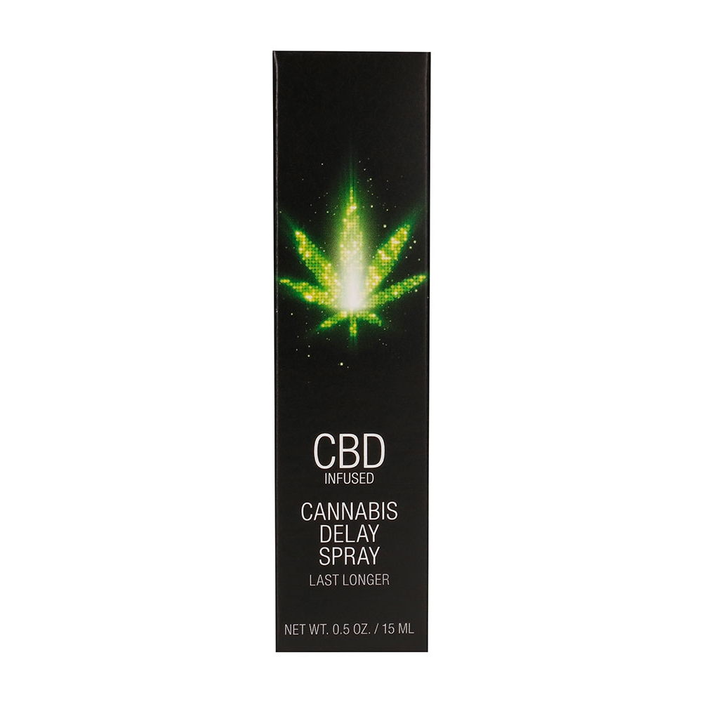 Spray Retardant CBD Infused 15 ml