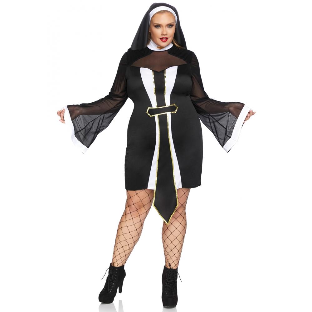 Costume Nonne Sexy GT