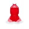 Robe Santastic Rouge