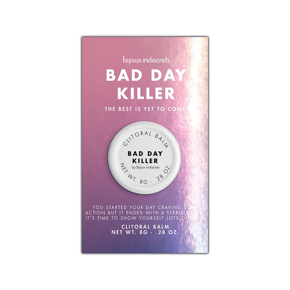 Baume Clitoridien Clitherapy Bad Day Killer