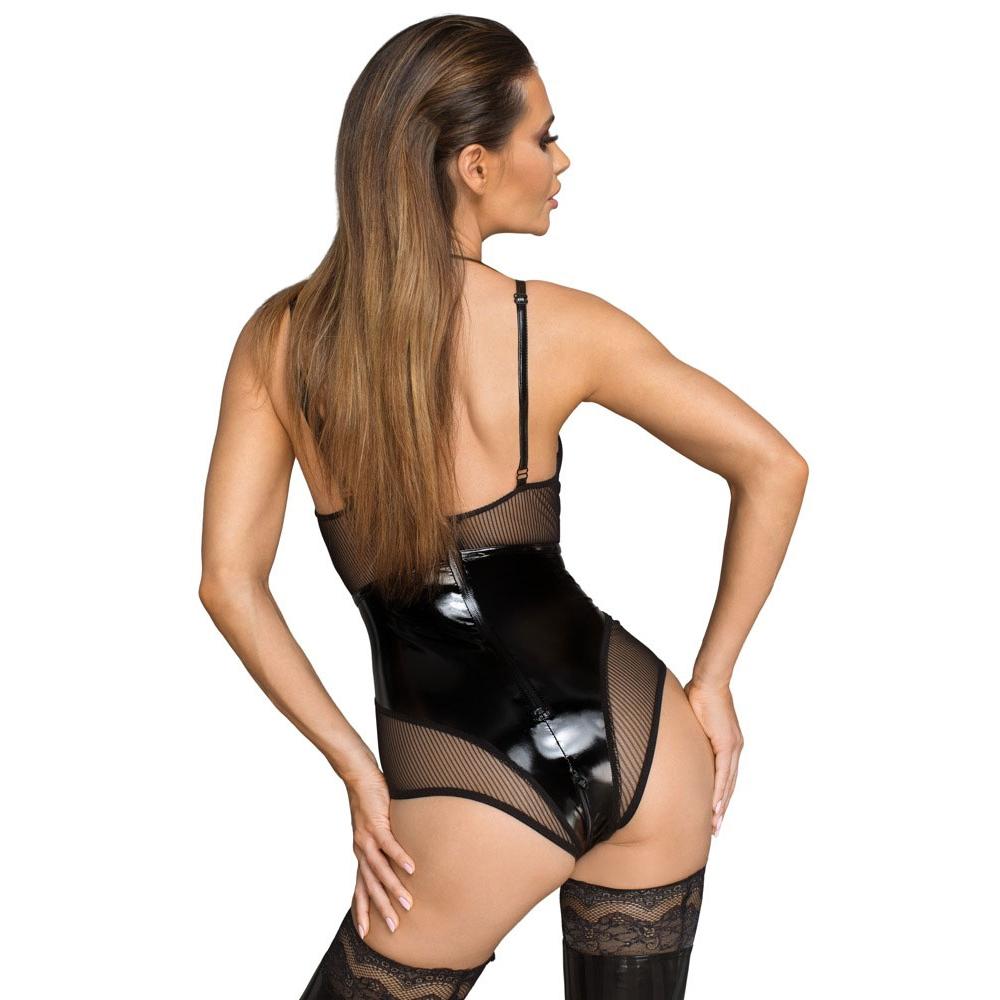 Body Vinyle Noir