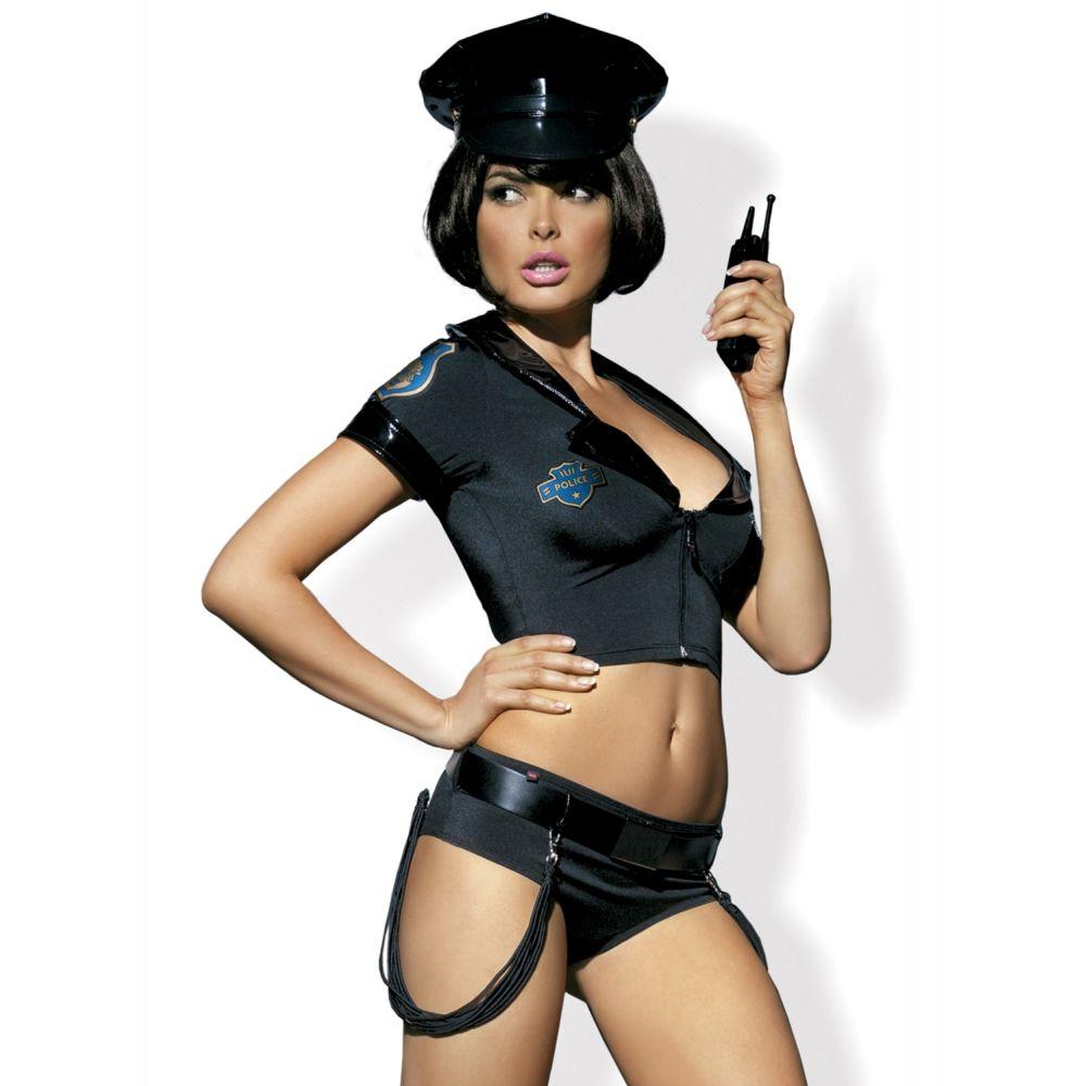 Costume Policière