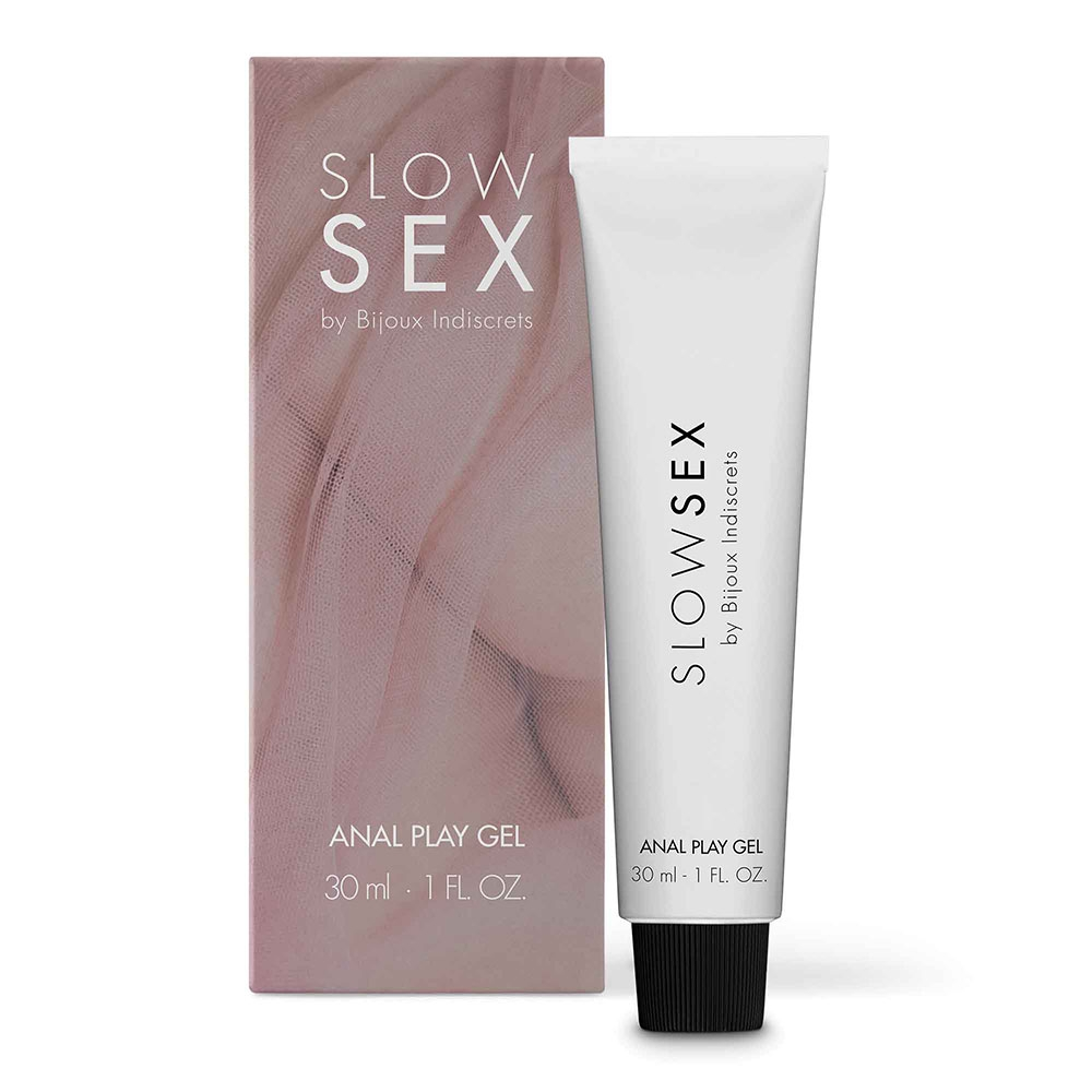 Gel Stimulant Anal Play Slow Sex