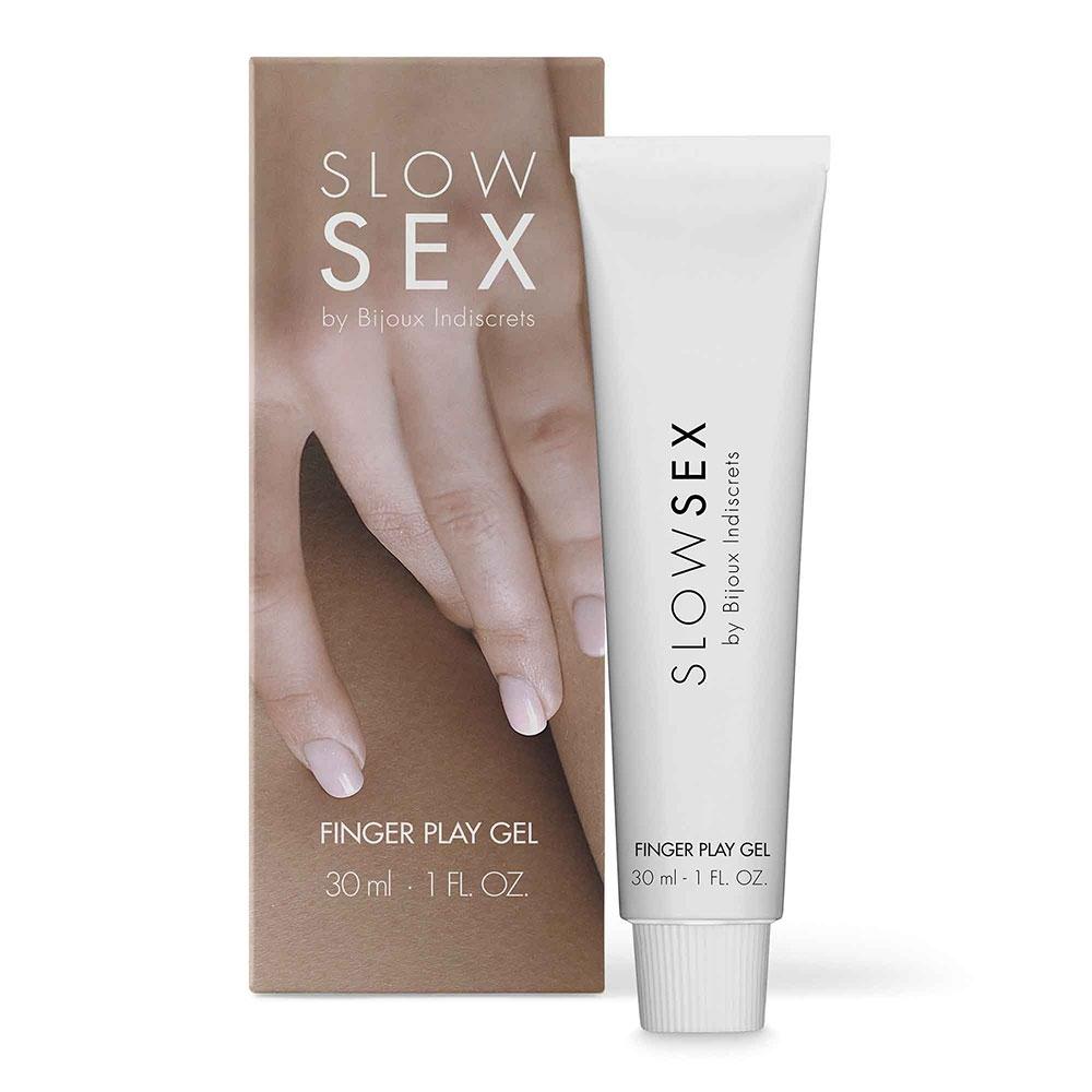 Gel Lubrifiant Finger Play Slow Sex