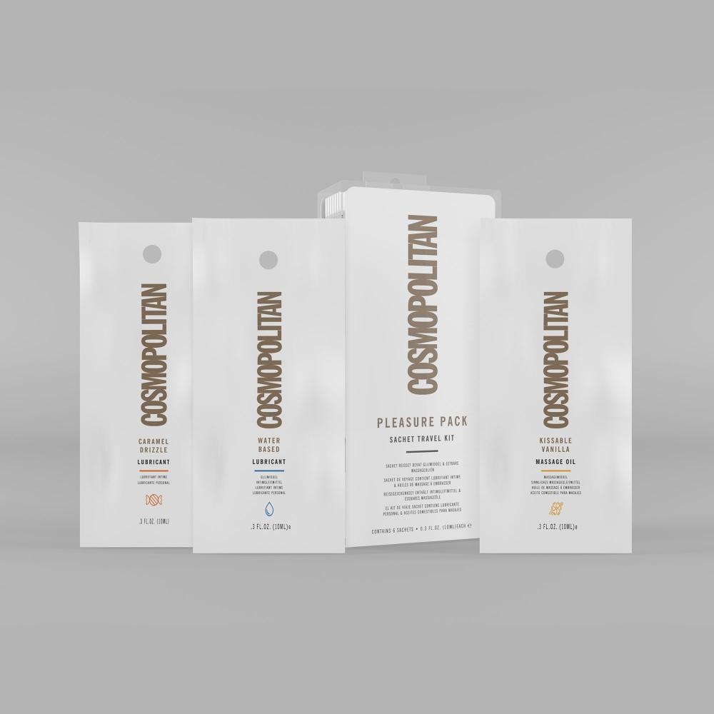Kit de Voyage Cosmopolitan Pleasure Pack