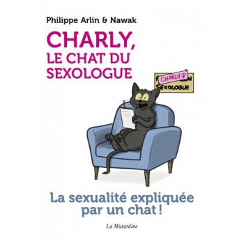 Charly, le chat du sexologue