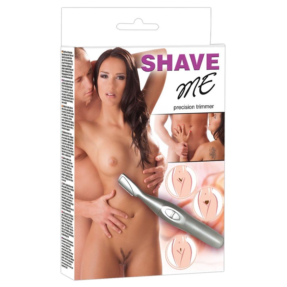 Rasoir Intime de Précision Shave Me Bikini