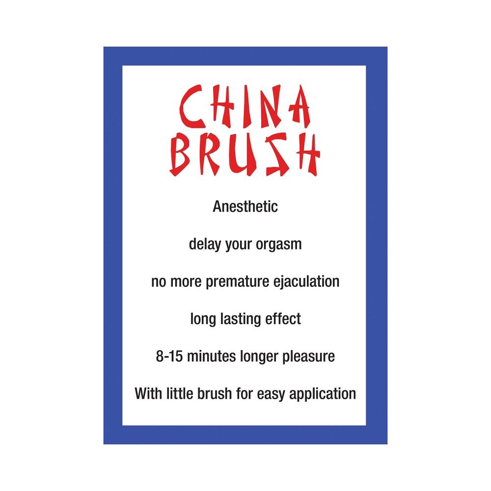 Brosse Chinoise Retardante China Brush 50 ml