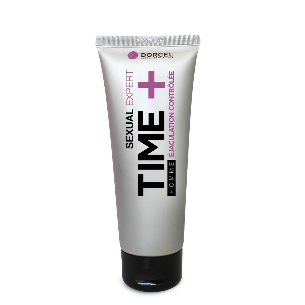 Crème Retardante Time + Sexual Expert