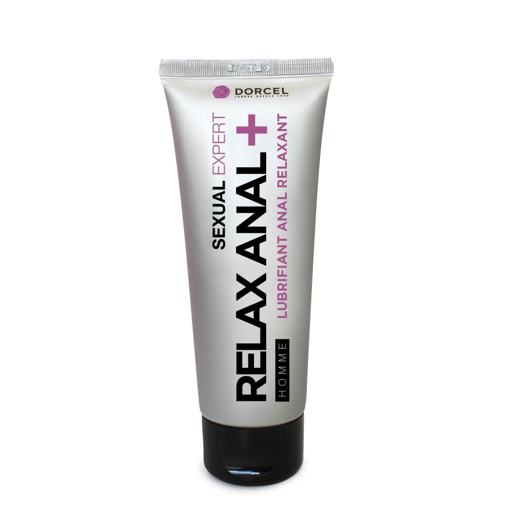 Lubrifiant Anal Relaxant Relax Anal + Sexual Expert