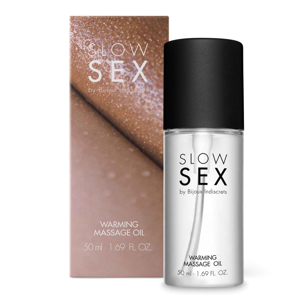 Coffret Slow Sex