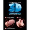 Dildo avec Testicules 12,7 cm Triple Density King Cock Plus 3D