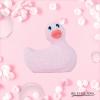 Boule de Bain Canard I Rub My Duckie Rose
