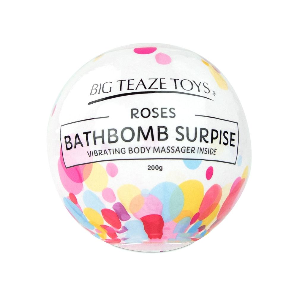 Boule de Bain Surprise Rose