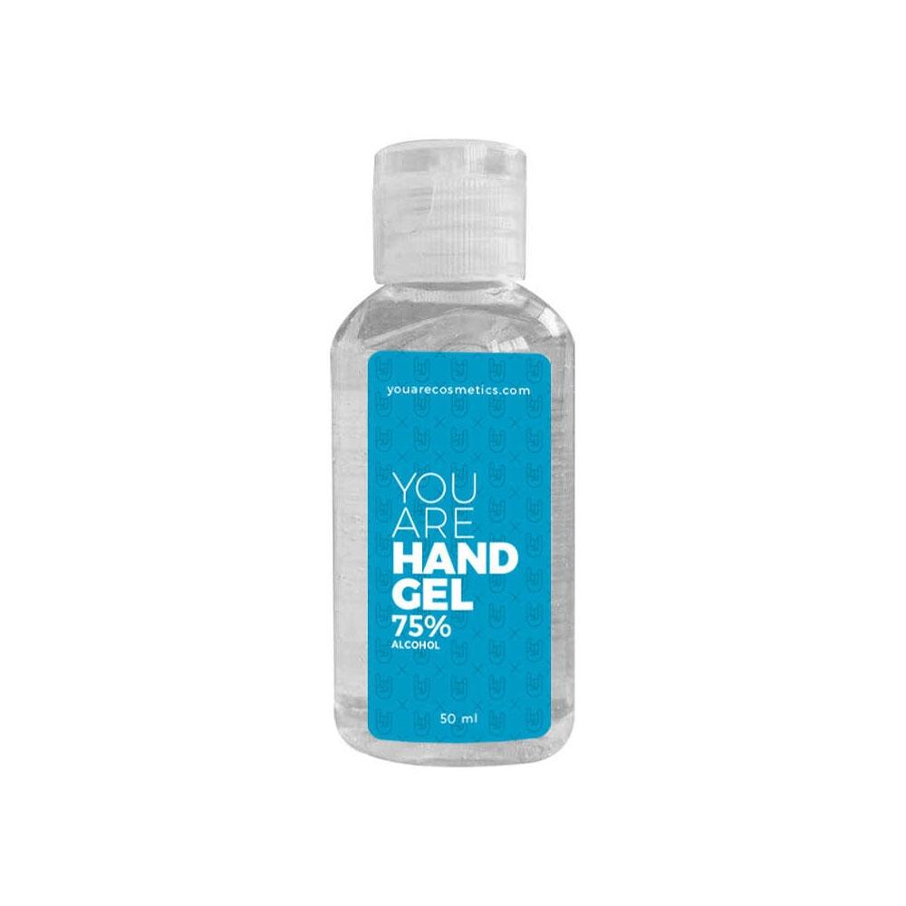 Gel Hydroalcoolique Mains 50 ml