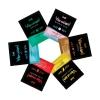 Kit de 12 Gels Embrassable Effet Vibrant Six Flavor Mix Vibration!
