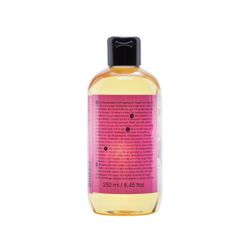 Huile de Massage Aphrodisiaque Nuru Rose 250 ml