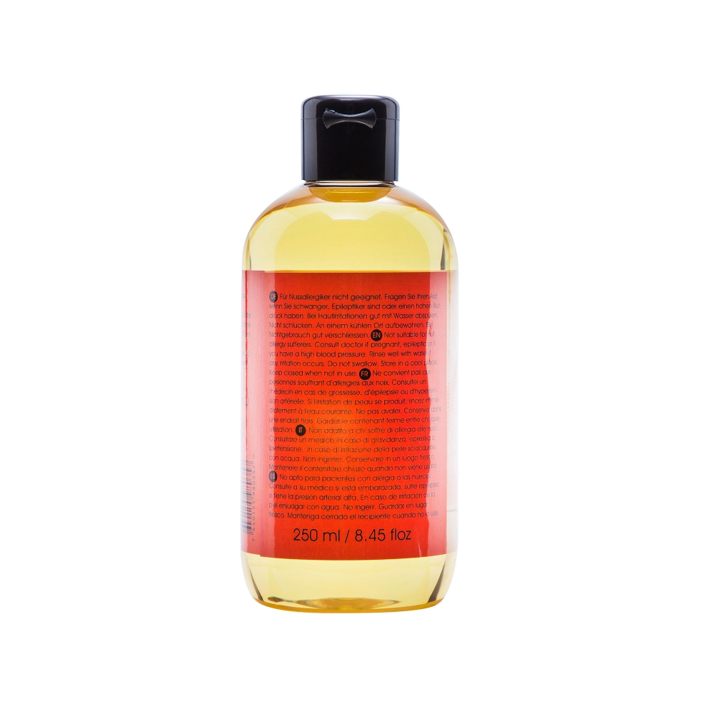 Huile de Massage Aphrodisiaque Nuru Fruits Exotiques 250 ml