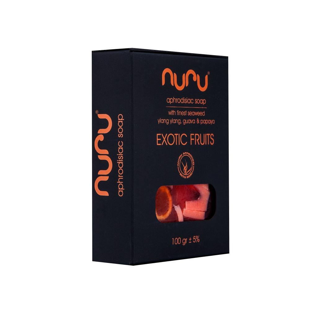 Savon Aphrodisiaque Nuru Fruits Exotiques
