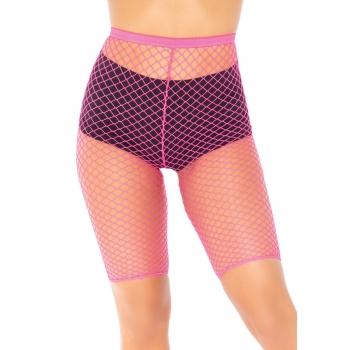 Short Cycliste Rose Fluo GT