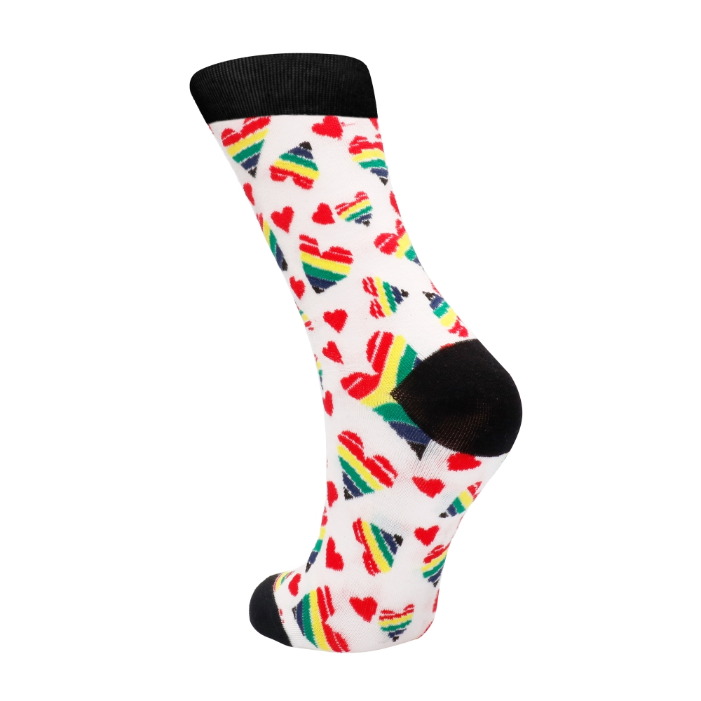 Chaussettes Sexy Socks Happy Hearts