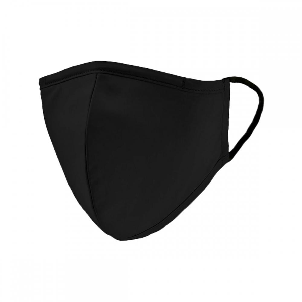 Masque de Protection Effet Cuir Mat & Bijoux Oeillets