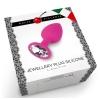 Plug Anal Bijou Jewellery Silicone Large