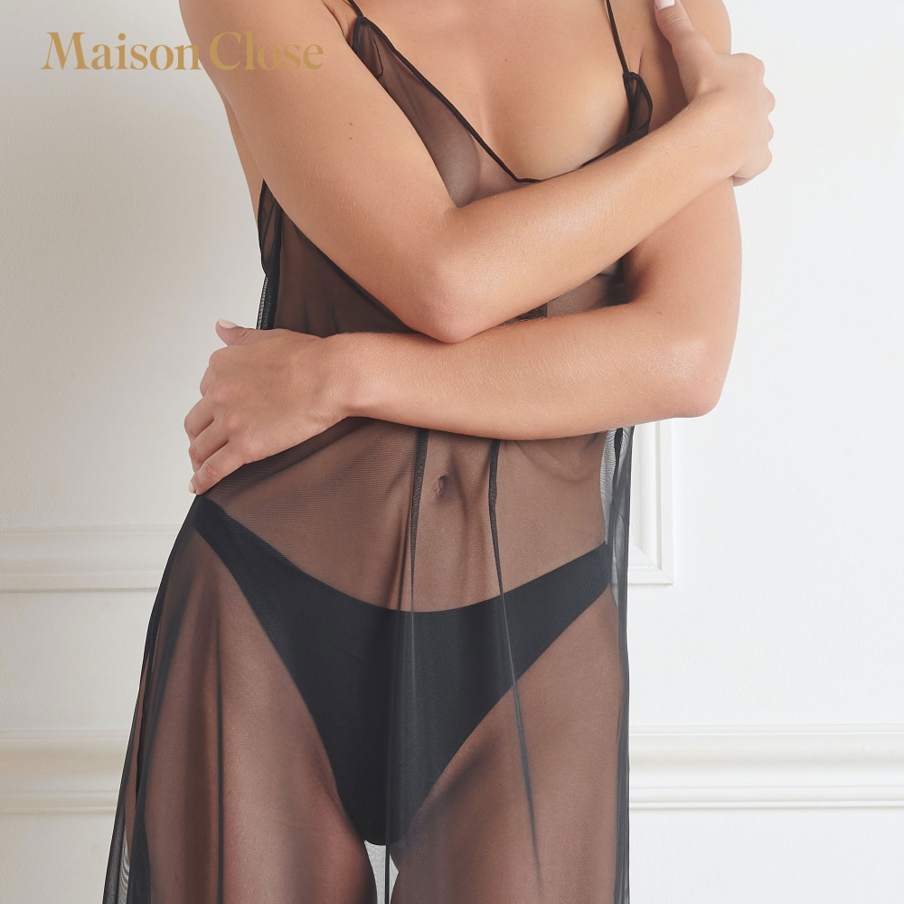 Robe Longue Madame Rêve Noire