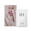 Feuilles de Menthe Stimulantes Oral Sex Strips Slow Sex