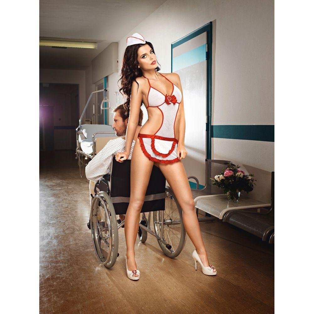 Déshabillé d'Infirmière