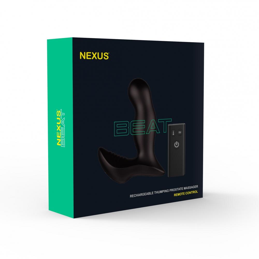 Stimulateur Prostatique VIbrant Télécommandé Nexus Beat