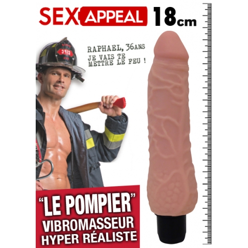 Vibromasseur Le Pompier