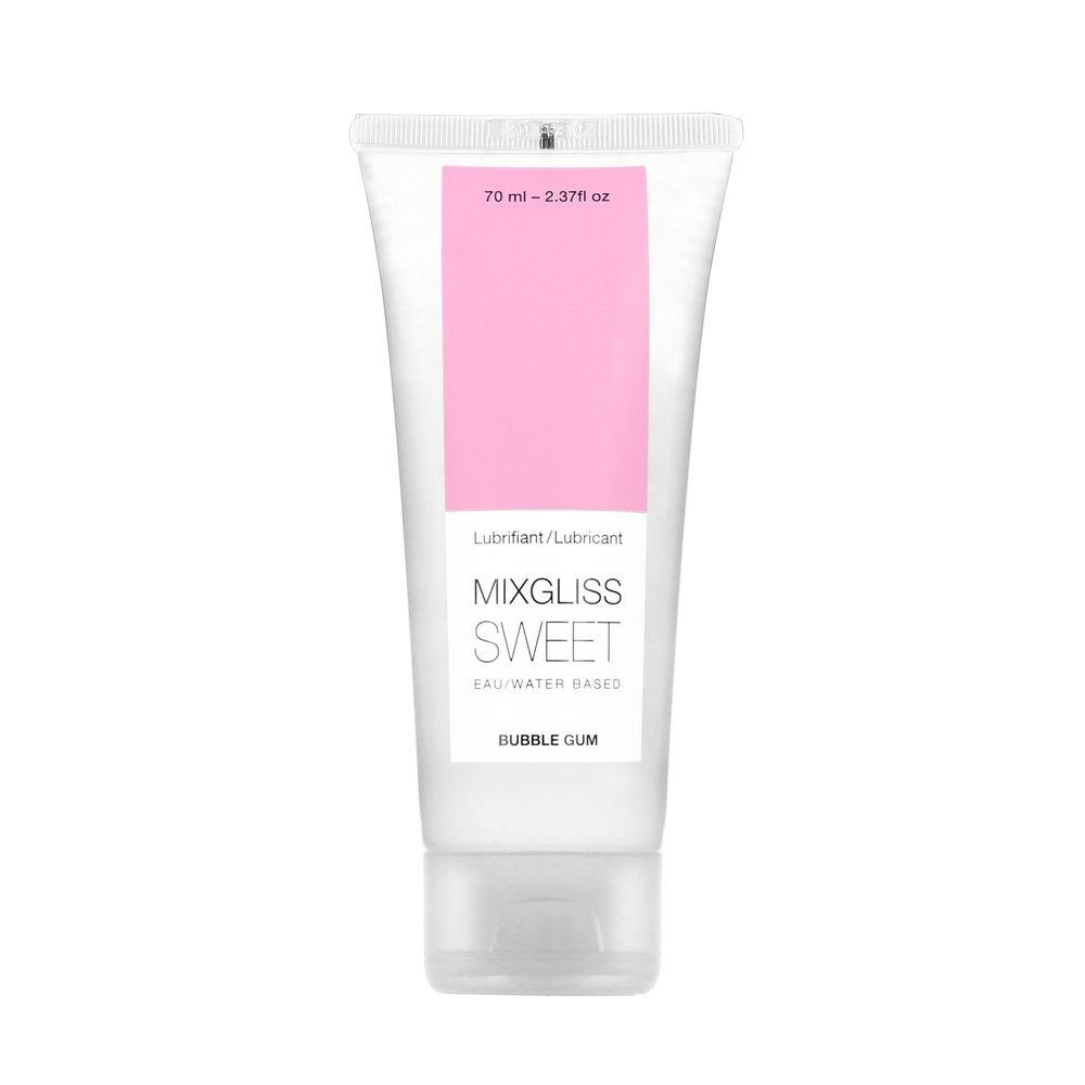 Lubrifiant Bubble Gum Eau Sweet 70 ml