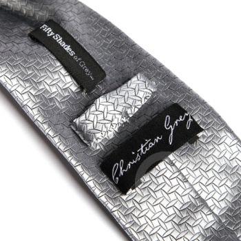 Cravate de Christian Grey