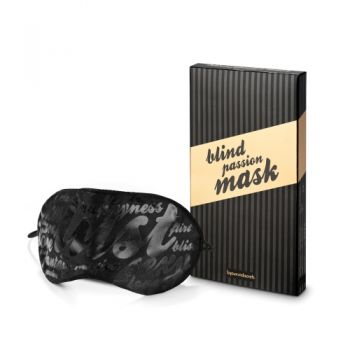 Masque en Satin Blind Passion