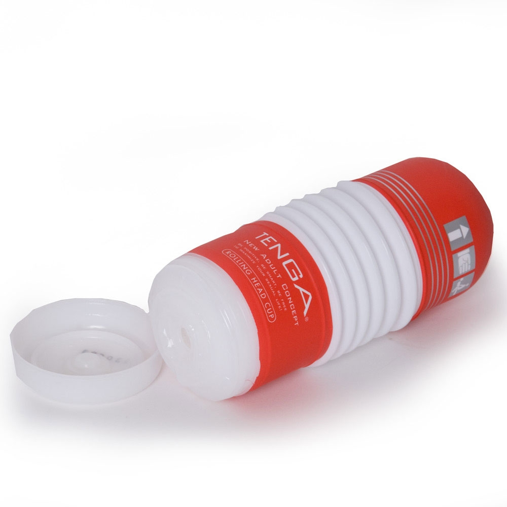 Masturbateur Rolling Head Cup