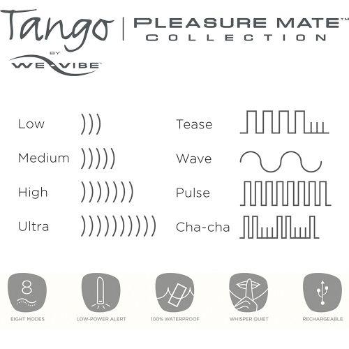 Coffret We Vibe Tango Pleasure Mate Collection