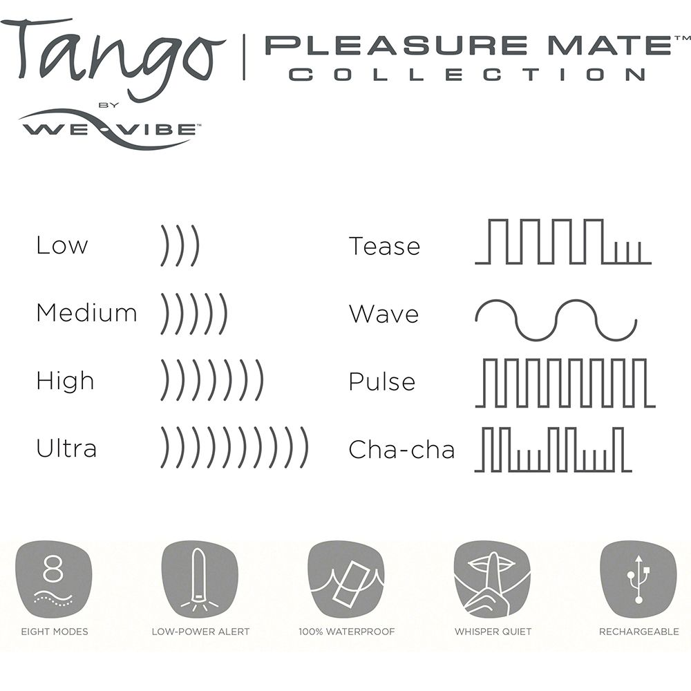 Coffret We Vibe Tango Pleasure Mate Collection