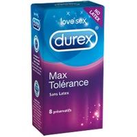 Préservatifs Max Tolérance Boîte de 8