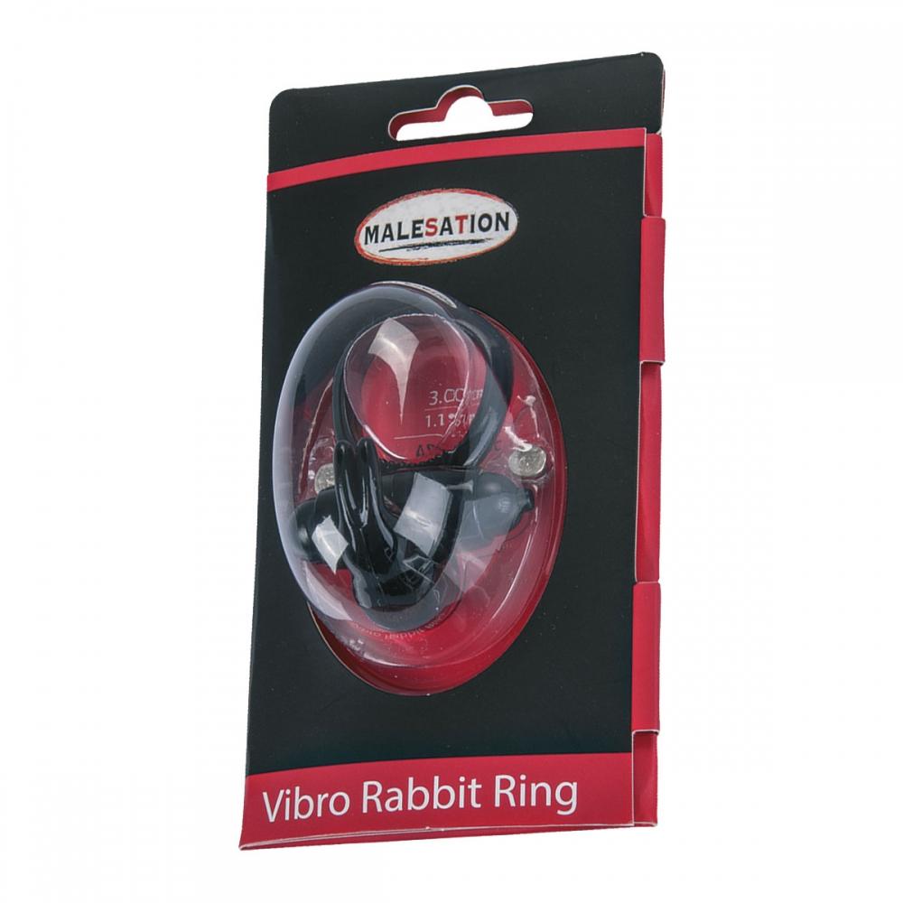 Anneau Vibrant Rabbit Ring