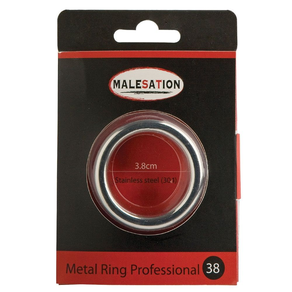 Cockring Metal Ring Professional 3,8 cm